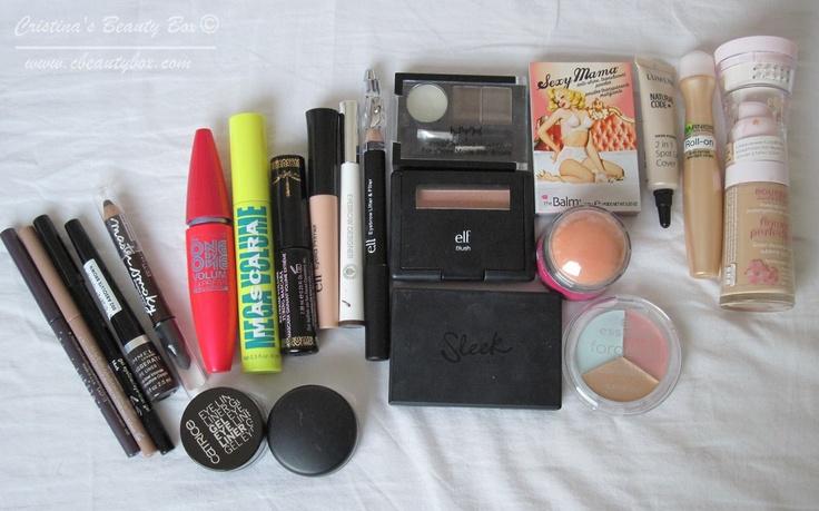 Cristina's Beauty Box | Beauty Blog : In My Make Up Box: February