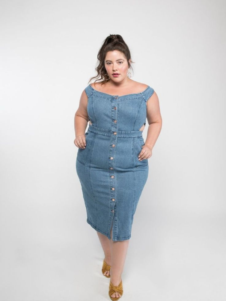 The plus-size market in the US is huge. The average American woman is a size 14 and 65% of US women are considered plus size. JCPenney is trying to tap into that market with the new line.