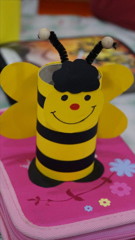 méhecske /tolltartó/