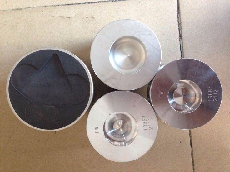 100.00$  Buy here - http://aliaro.worldwells.pw/go.php?t=32653258928 - For Kubota excavator engine V3300 V3300T turbo or non-turbo engine piston 100.00$