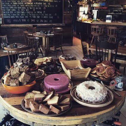 12 Restaurants You Have To Try In St. John's | The Huffington Post Photo is cake table at Mallard Cottage