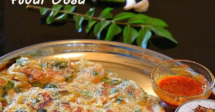 How to make Adai / Adai Dosa / Easy Breakfast Recipes / Step by step / Lentil Crepes / Adai / Healthy breakfast menus / Kids recipes
