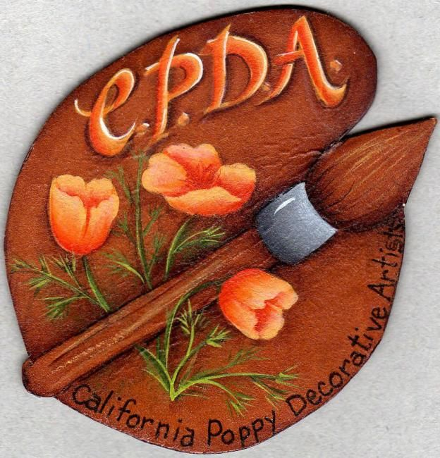 Central Coast Chapter of the Society of Decorative Painting.