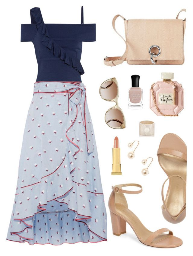 """""""Printed Skirt!"""" by joliedy ❤ liked on Polyvore featuring Finlay & Co., Jason Wu, Marc Jacobs, Stuart Weitzman, A.L.C., Peermont, Deborah Lippmann, Kevyn Aucoin and Julie Wolfe"""