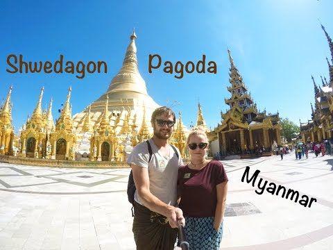 Exploring the Shwedagon Pagoda | Yangon | Myanmar