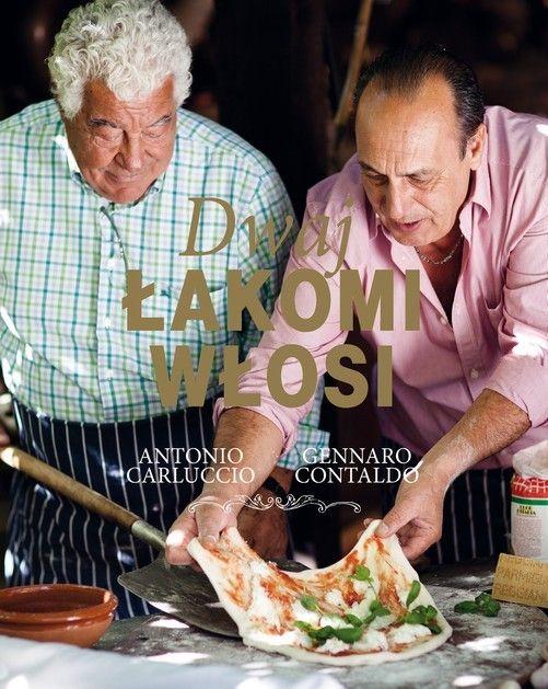 Ta wyjątkowa, fascynująca książka jest uzupełnieniem popularnej serii programów kulinarnych emitowanych przez telewizję BBC. Została napisana przez dwóch dobrych przyjaciół podczas ich niezwykłej podróży do ojczyzny i wykracza poza utarte schematy, obrazuje sposób postrzegania przez obu autorów Włoch, zarówno w przeszłości, jak i obecnie.
