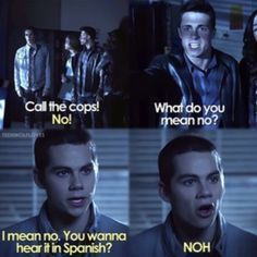 Image result for teen wolf stiles no quote