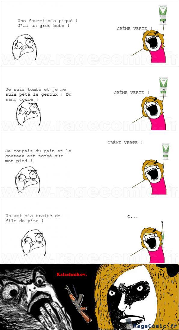 Hahahahahahahaha !  MDR !😂