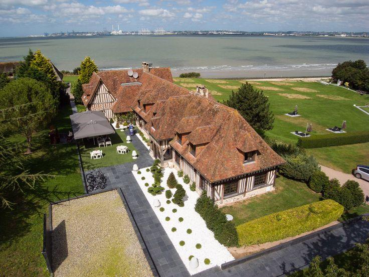 ∞ HOTEL Honfleur - Hotel de charme 4 étoiles à Honfleur - Hotel Restaurant vue mer