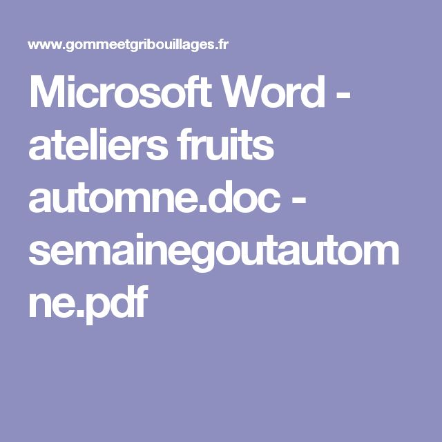 Microsoft Word - ateliers fruits automne.doc - semainegoutautomne.pdf