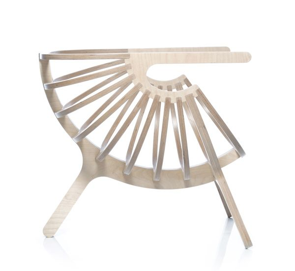 W.01 - SHELL CHAIR
