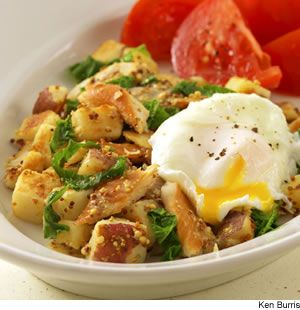 Happy Friday! Here is this week's Friday Fish Recipe - Smoked Trout Hash with Mustard Greens.http://www.webmd.com/food-recipes/smoked-trout-hash-with-mustard-greens?ecd=wnl_dab_042613=wnl-dab-042613_hdln_2