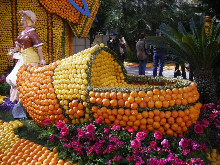 Carnaval de La Nouvelle-Orléans  | La fête des citrons de Menton