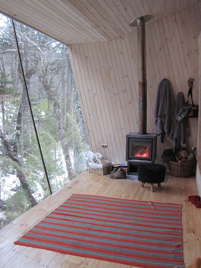 Winter Cabin by MC2 Arquitectos - http://www.tinyhouseliving.com/winter-cabin-mc2-arquitectos/