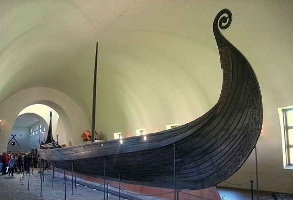 The Viking Ship Museum In Oslo, Norway * In the Viking Ship Museum in Oslo, Norway, preserves three remarkably intact 9th-century Viking ships and fascinating artifacts from the days when Viking seamen ruled the seas as far away as North America.  The Viking settlement of Vinland has been excavated on Newfoundland.