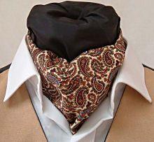 How to Tie A Cravat