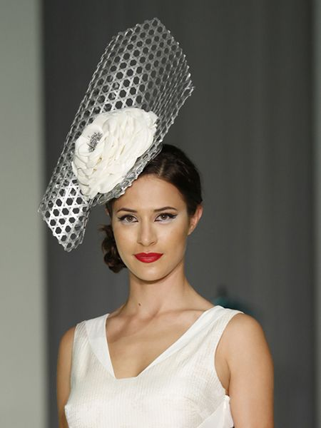 Look at this gorgeous head piece from the Hat Box! To see more and enjoy an amazing high tea on 02 April 2014 book now! http://tinyurl.com/pp6ywtm  #fashion #brisbane #events #emporiumhotel #hightea    www.emporiumhotels.com.au