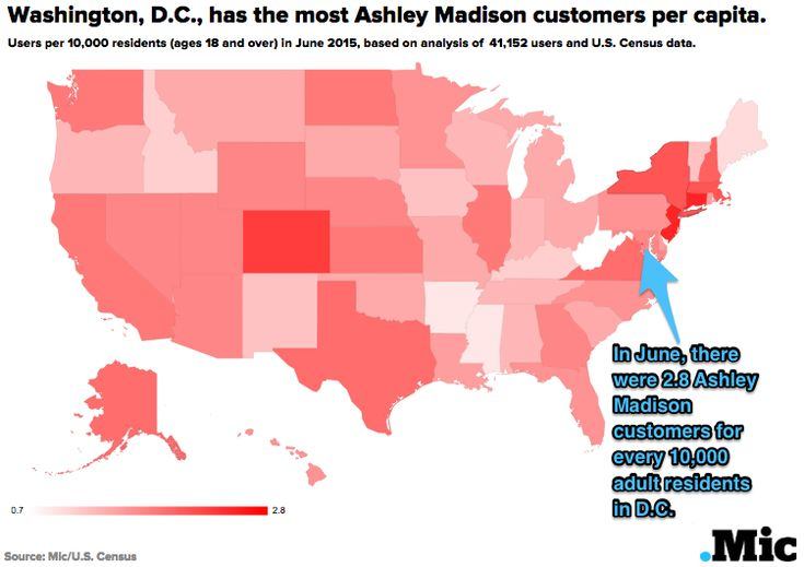 "Questions these maps answer: Which state had the least people on Ashley Madison? How do you say ""bro"" in Latin America? And where can 5-year-olds drink?"