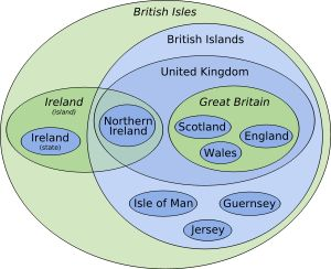 For those who like me struggle to know the difference between England, the UK, Great Britain etc