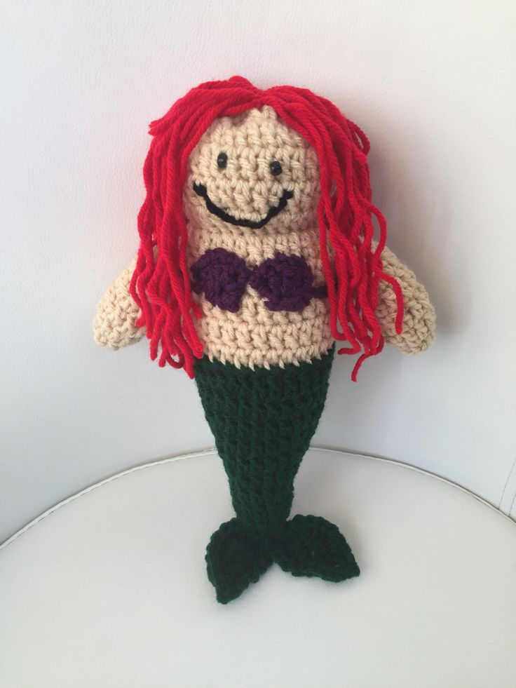 Mermaid Plushy by CozyCreationCrafts on Etsy https://www.etsy.com/au/listing/501300556/mermaid-plushy