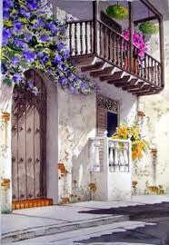 Balcones de Cartagena, Colombia