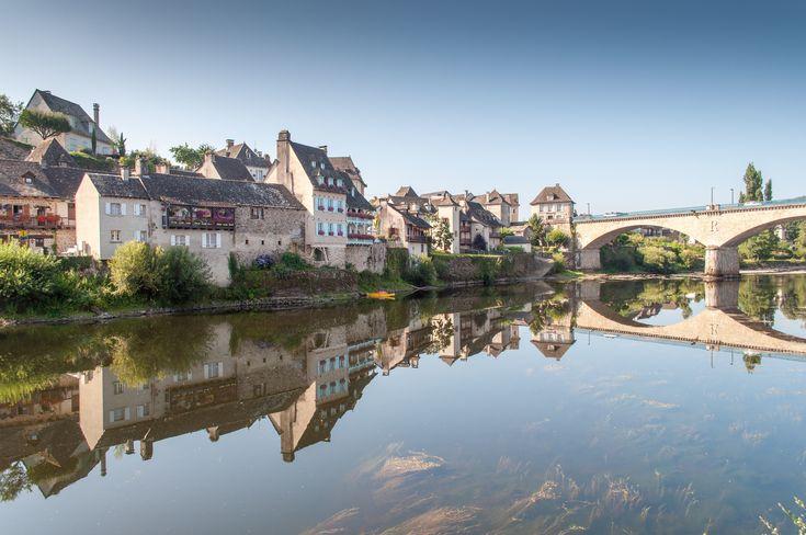 Argentat, petite ville de Corrèze