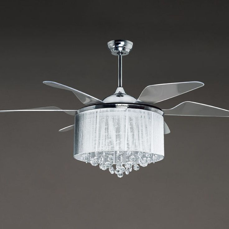 35 Best Chandelier Ceiling Fans Images On Pinterest Chandeliers Chandelier Ceiling Fans And