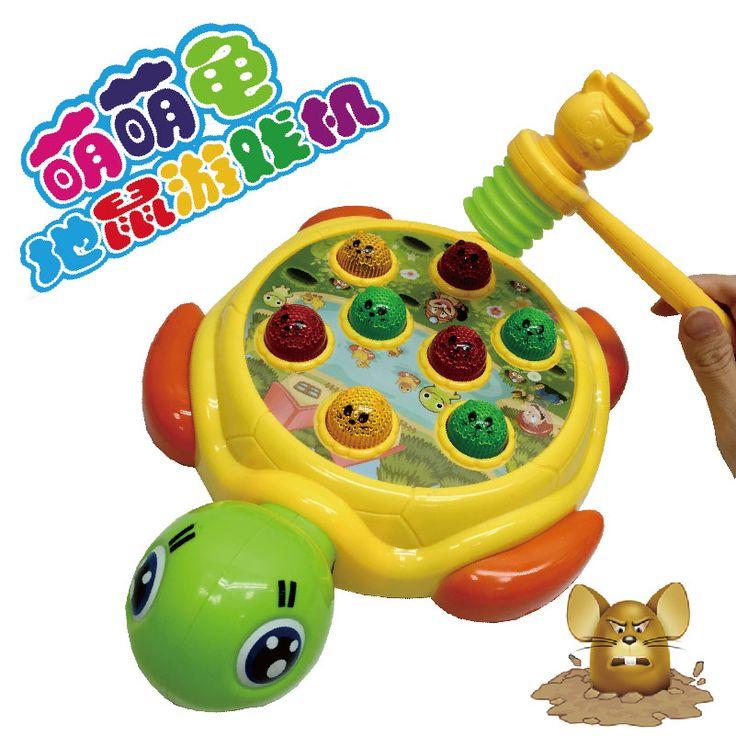 Çalma hamster oyuncaklar bebek bulmaca müzik çocuk perküsyon oyunu bebek oyuncakları