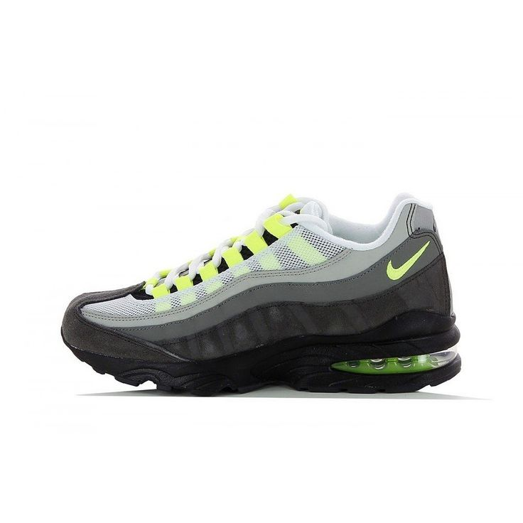 Nike Youths Air Max 95 Leather Trainers: Amazon.fr: Chaussures et Sacs