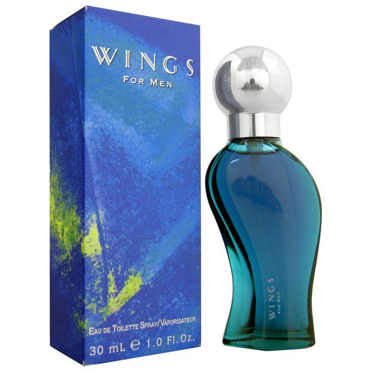 Giorgio Beverly Hills Wings For Men EDT Spray 30ml