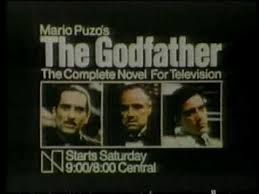 First TV broadcast of The Godfather Saga.
