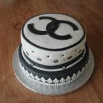Coco Chanel stapeltaart
