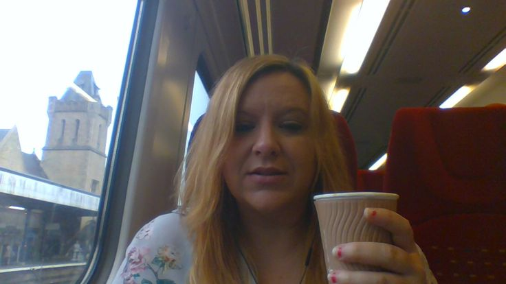 On the train to Nottingham to do more planning for the Recovery Centre with my business partner 😃 #narcissist #narcissisticabuse