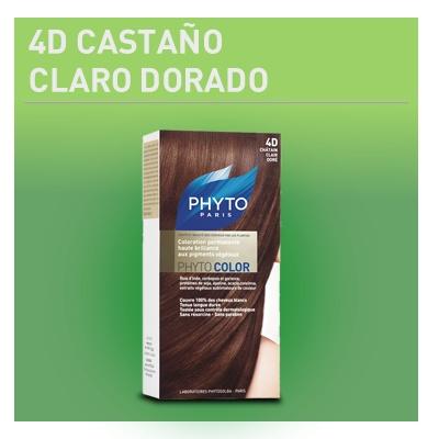 4d Castaño Claro Dorado