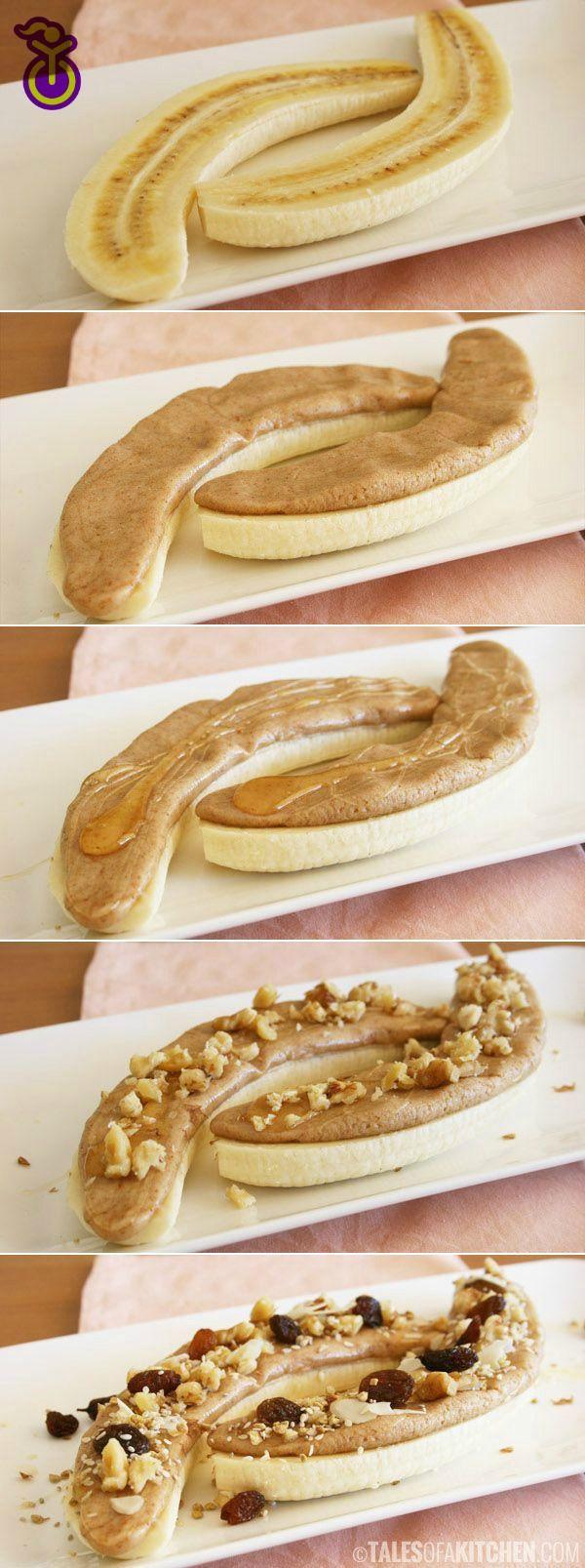 What a yummy snack! #SavorySunday