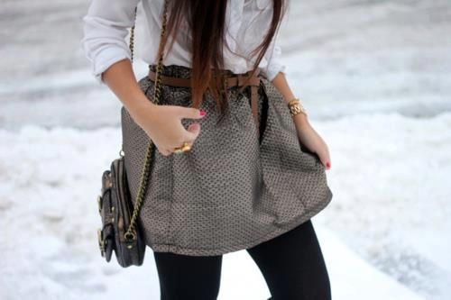 Ideal AW12 look.