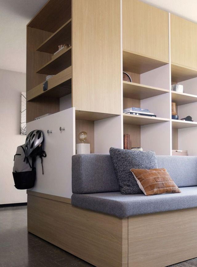 Use tech to maximize a tiny apartment