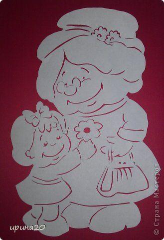 Цветочек любимой бабушке фото 1