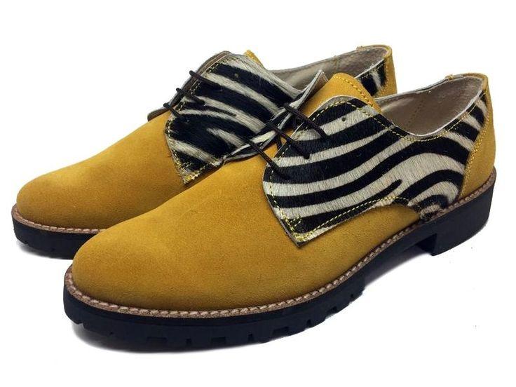 Modello Sito - 44 EU - Cuero Italiano Hecho A Mano Hombre Piel Verde Zapatos Vestir Oxfords - Cuero Ante - Encaje AMHlfX84