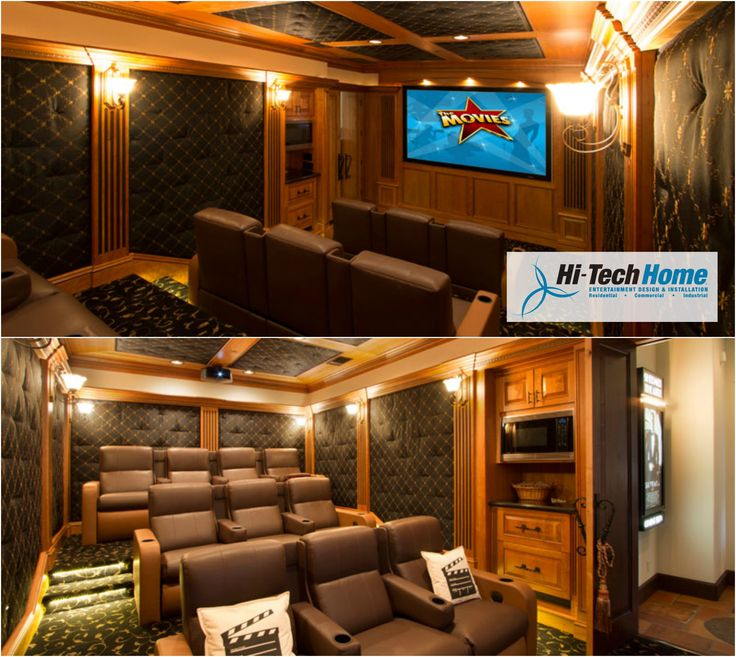 249 Best Amazing Home Theaters Images On Pinterest Movie