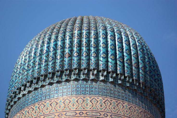 Gur-e Amir, Samarkand.