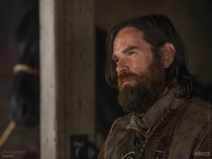 """Thank you Cheryl Warner for untangling the familial relationships here. I was wondering how he was related to them. """"Murtagh FitzGibbons Fraser is Jamie's godfather. When Jamie was born he promised Jamie's mother he would watch out for Jamie and guard him. He is Mrs FitzGibbons nephew by marriage and a cousin to Jamie's father Brian Fraser."""""""