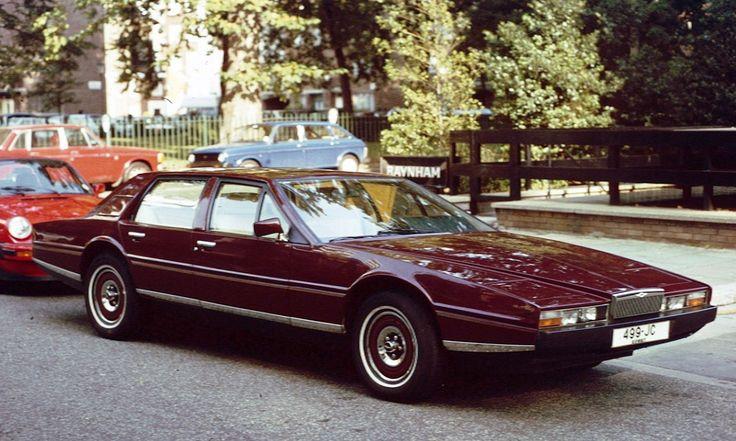 1983 Aston Martin Lagonda #4