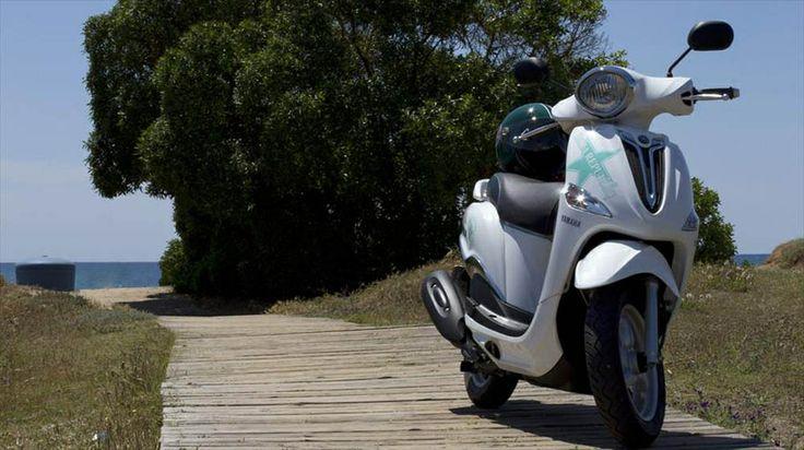Nuevo Yamaha D'elight Ibiza Republic