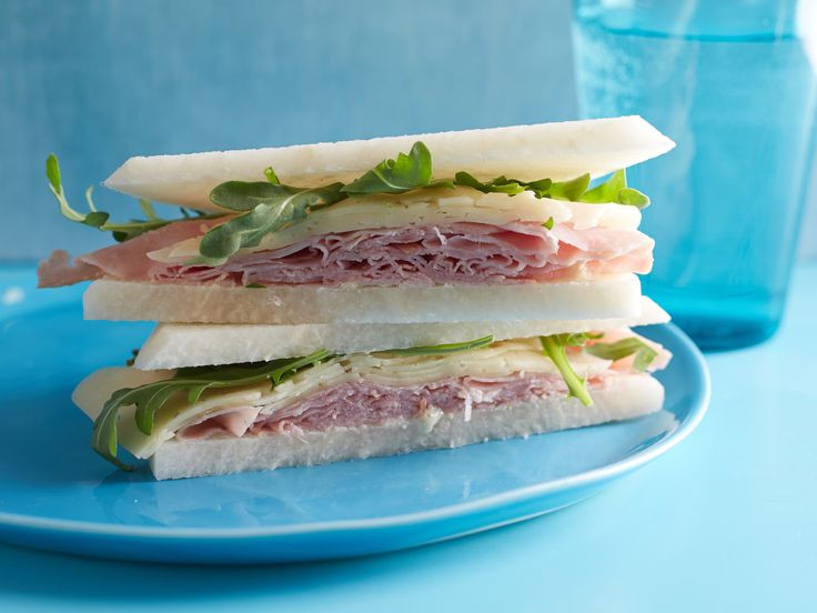 Get this all-star, easy-to-follow Breadless Ham and Cheese Sandwiches recipe from Food Network Kitchen.
