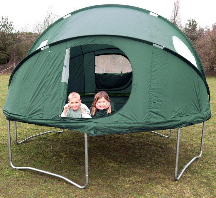 Brilliant Product - Trampoline Tent