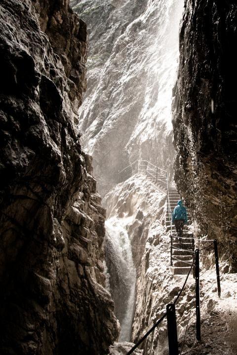 Deutschlands Naturwunder: Höllentalklamm