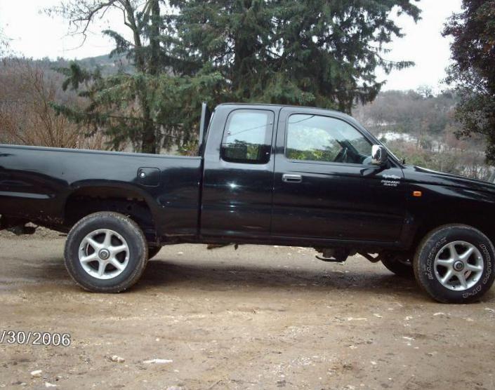Toyota Hilux Extra Cab prices - http://autotras.com