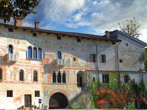 Castello di Spilimebrgo Friuli   #TuscanyAgriturismoGiratola
