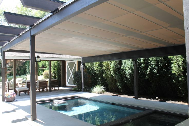 Looking to protect yourself and your family from UV exposure while in the pool? Read here for seven pool shade ideas to keep you covered.